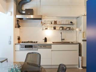 Modern kitchen by 株式会社ブルースタジオ Modern