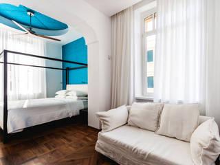 Eusebi Arredamenti Modern style bedroom