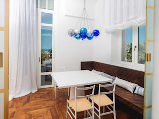 Moderne Esszimmer von Eusebi Arredamenti Modern