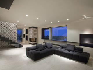 Eusebi Arredamenti Minimalist living room