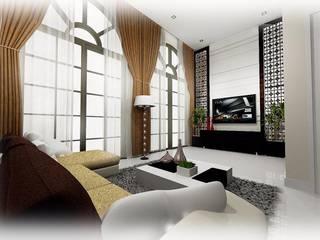 บ้านตัวอย่าง grand city home krabi:   by Room 207 Thailand