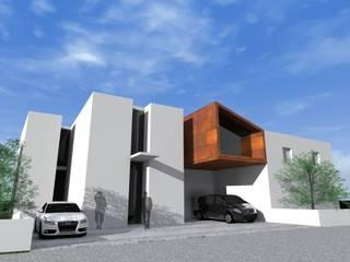 O esboço:   por MO architect