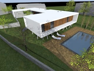 Casa do Radar por MO architect