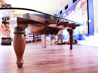 Piano Table:   by Inline Spaces Pty Ltd,