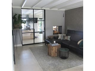 Modern Living Room by Anne-Carien Interieurarchitect Modern