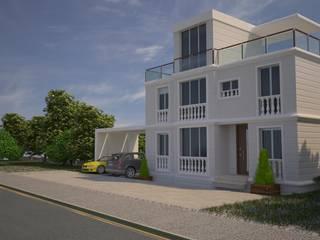 Villa Modern Evler MaTRaKS Modern