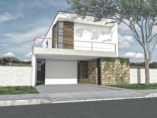 Casas de estilo minimalista de ATELIÊ 203 Arquitetura Minimalista