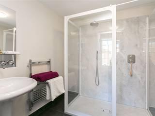 Lillieshall Road, London, SW4 Modern Bathroom by APT Renovation Ltd Modern
