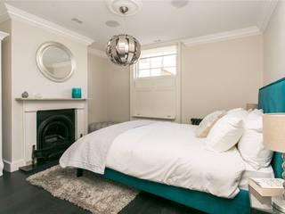 Lillieshall Road, London, SW4 Modern Bedroom by APT Renovation Ltd Modern