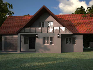 Dubleks Villa Modern Evler MaTRaKS Modern