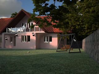 MaTRaKS – Dubleks Villa: modern tarz Evler