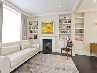 Halsey Street SW3 Modern Dining Room by APT Renovation Ltd Modern