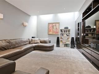 Halsey Street SW3 Modern Living Room by APT Renovation Ltd Modern