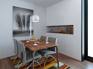 Phòng ăn by EsboçoSigma, Lda