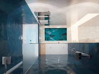 Phòng tắm by EsboçoSigma, Lda