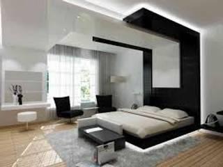 espacio de tranquilidad : Habitaciones de estilo moderno por arqutectos innova