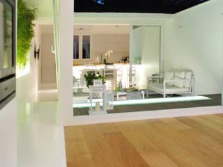 palmeri house: Soggiorno in stile  di Salvatore Nigrelli Architetto