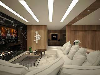 por Lorena Bannach Arquitetura & Interiores