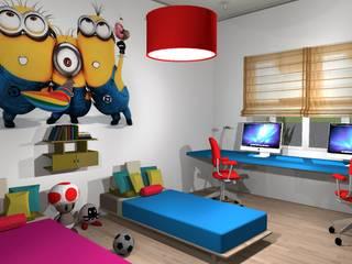 Dormitorios infantiles de estilo clásico de Diseño de Locales Clásico