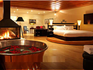 Hotel Yeatman - V N Gaia - Suite Bacchus Quartos clássicos por IMPORCHAMA, FOGÕES DE SALA LDª Clássico