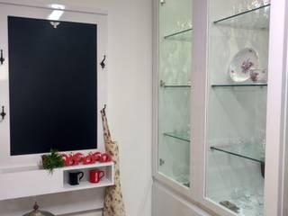 Casa dos Armários KitchenCabinets & shelves MDF White