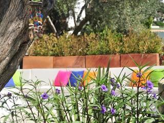 Jardines de estilo  de Ebru Erol Mimarlık Atölyesi
