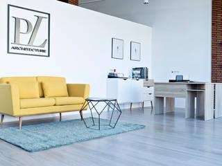 Local PL: Oficinas y Tiendas de estilo  de PL Architecture