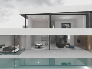 Chalet Almerimar:  de estilo  de PL Architecture