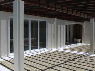 Rafael Mirza Arquitetura 모던스타일 주택
