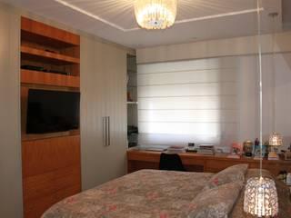 moderne Schlafzimmer von Rafael Mirza Arquitetura
