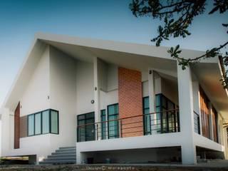 P-House โดย Morestudio มินิมัล