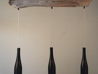 Meister Lampe Corridor, hallway & stairsLighting Glass Brown