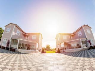 Casas de estilo escandinavo de Villa Prefabrik Yapı Escandinavo