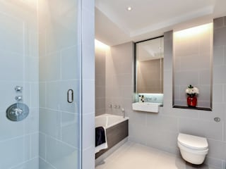 Sulivan Road, Hurlingham, SW6 Modern Bathroom by APT Renovation Ltd Modern