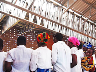 Malawi Rural Church by A4AC Architects Modern