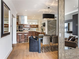 APT Renovation Ltd Modern kitchen