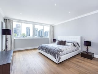 APT Renovation Ltd Modern style bedroom