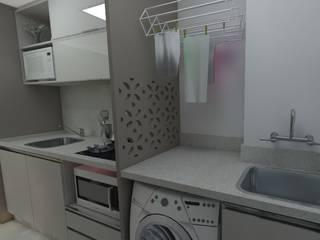 Cozinha:   por Renata Simon Arquitetura e Interiores,Clássico