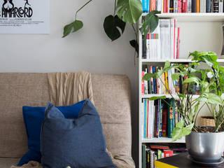 Фрагмент гостиной: Гостиная в . Автор – Евгения Рахвальская