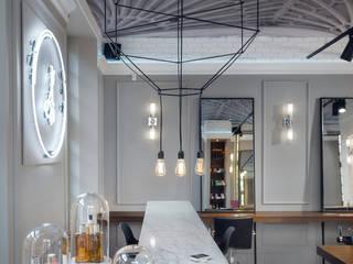 Gdańsk Wrzeszcz 2016 - Salon Fryzjerski Industrialne spa od JT GRUPA Industrialny