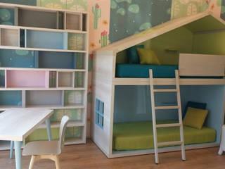 Habitaciones para niños de estilo moderno de Spaziojunior Moderno