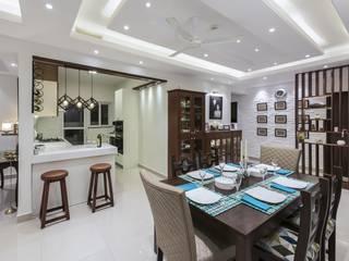 Nandita Manwani Cocinas de estilo moderno