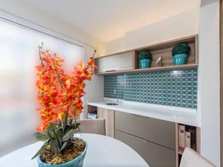 Criare Móveis Planejados Balconies, verandas & terraces Furniture