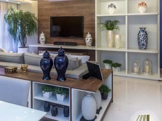 Ambientação Apartamento de Praia:   por Criare Móveis Planejados,Moderno