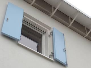 LDA_PL1: silicato di calcio certificato! YTONG Finestre & Porte in stile classico di Laboratorio di Architettura di Lamon Arch. Luciano Classico