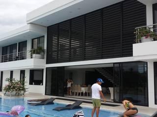 """Casa Campestre """"El Peñon"""" Girardot/Tel:3125831655: Casas de estilo  por Construcciones Cubicar S.A.S"""