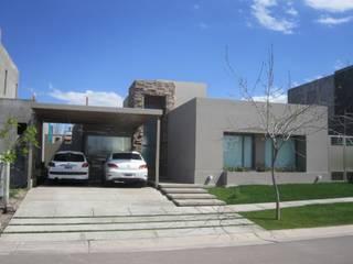 Arq. Leticia Gobbi & asociados Maisons modernes