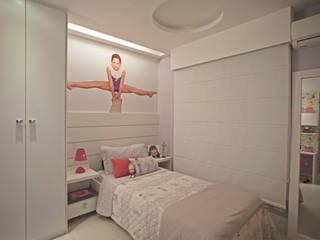 Deise Maturana arquitetura + interiores Modern style bedroom