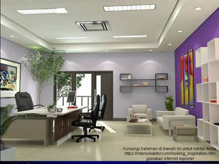 Memilih Warna Lembut untuk Interior Kantor:   by INTERIORKANTOR.COM