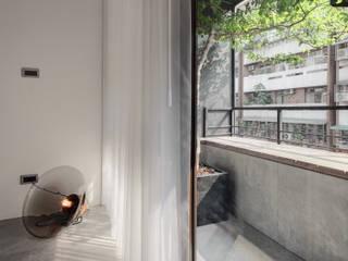 Patios & Decks by 洪文諒空間設計